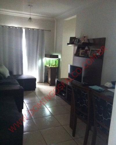 Imagem 1 de 9 de Venda - Apartamento - Vila Santa Maria - Americana - Sp - D2244