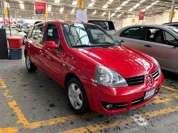 Renault Clio Expression Aut Ac 2008