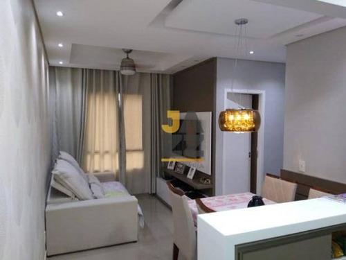 Apartamento Com 2 Dormitórios À Venda, 50 M² Por R$ 230.000,00 - Residencial Real Parque Sumaré - Sumaré/sp - Ap5591
