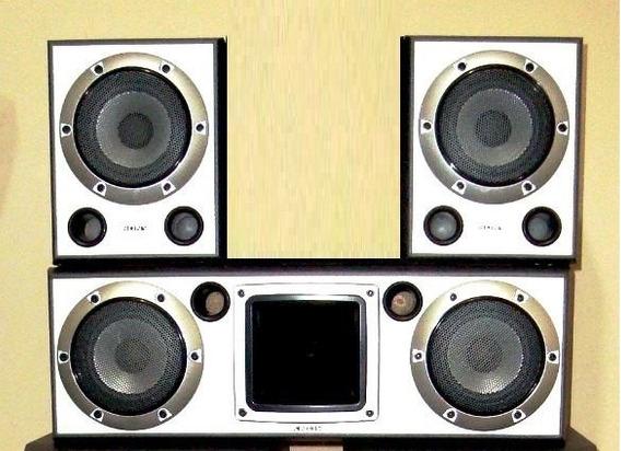 Vendo Kit 03 Caixas Sony Muteki 185w
