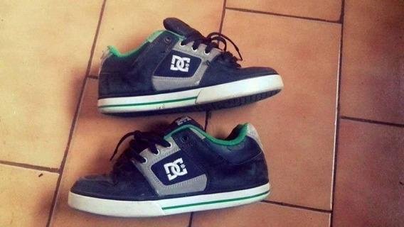 Tênis Dc Shoes Pure (raridade)
