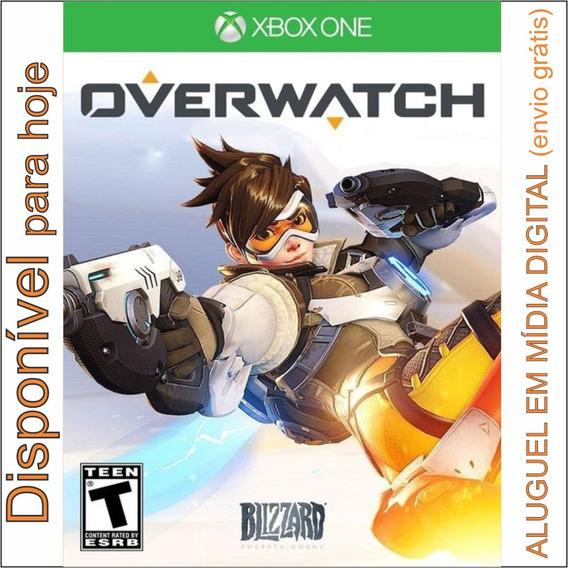 Overwatch Xbox One Locação Digital 15 Dias