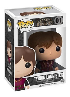 Figura Funko Pop! Game Of Thrones Personajes - Original