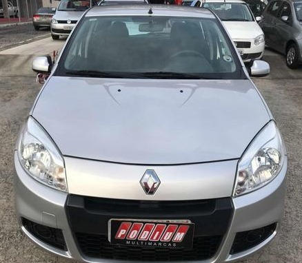 Renault Sandero 1.6 Expression 8v Flex 4p Manual 2011/2012