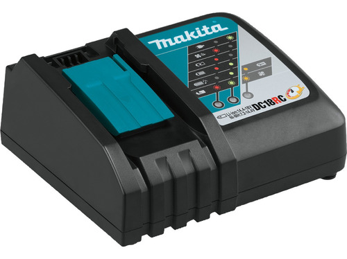 Cargador Simple Rapido Original Bateria Makita 18v