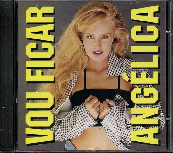 Cd Angelica - Vou Ficar - Single - Para Colecionador