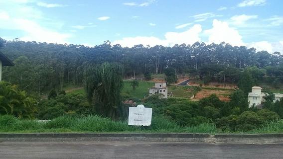Terreno No Condomínio Serra Dos Cristais De 1000m2