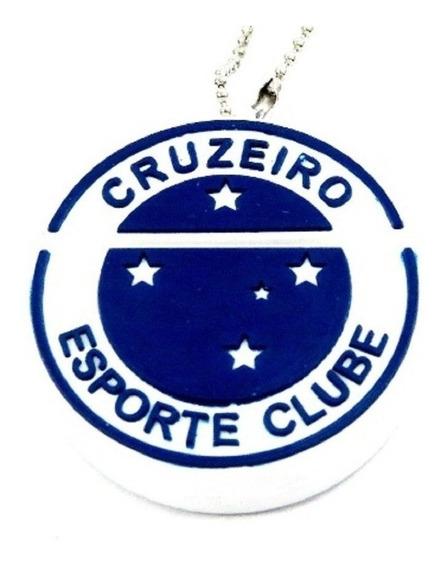 Pendrive Chaveiro Cruzeiro Emborrachado 4gb Usb Leia Anuncio