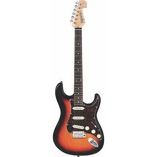 Tagima T-635 Serie Classic Guitarra Estilo Strat Eléctrica,