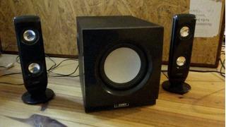 Parlantes Coby Csmp77 Importado Audio Sonido