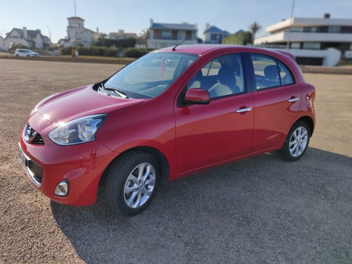 Nissan March Extra Full 2014