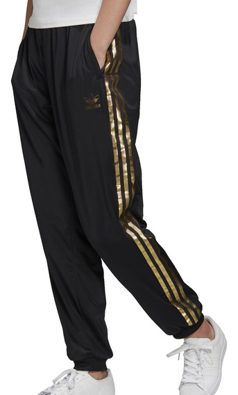Pantalon adidas Originals Moda Essentials 2.0 Mujer Ng/do