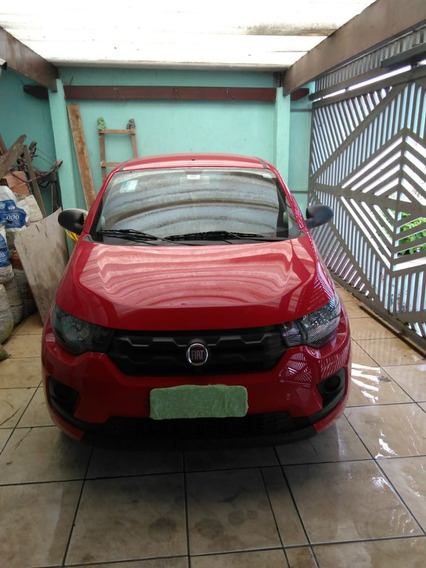 Fiat Mobi Like 2018/2019 Completo