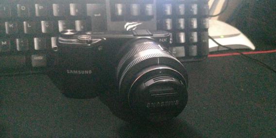 Câmera Samsung Nx2000