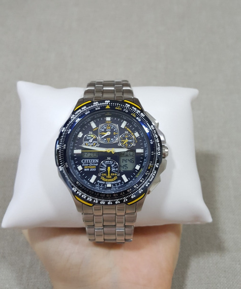 Relógio Citizen Promaster Skyhawk A-t Jy0040-59l