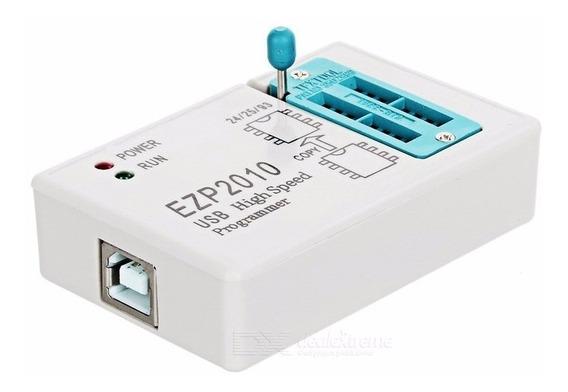 Gravador Programador Flash Eprom Ezp2010 - 24 - 25 - 93