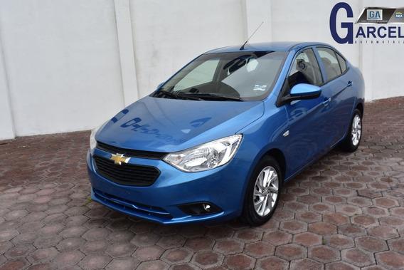 Chevrolet Aveo Lt Automatico 2019