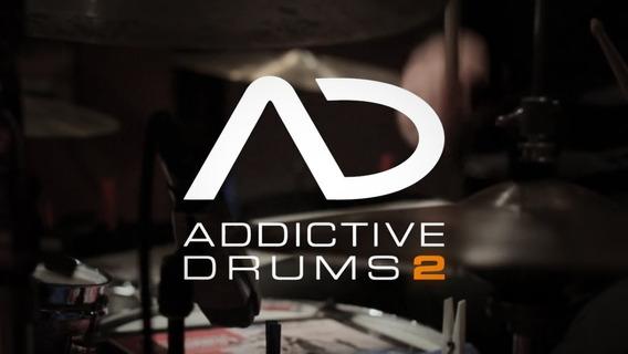 Addictive Drums 2 Completo (standalone E Vst)