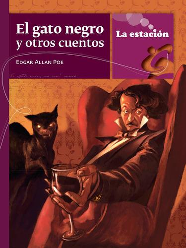 Imagen 1 de 1 de El Gato Negro Y Otros Cuentos - Estación Mandioca -