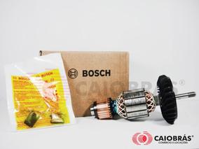 Induzido P/esmerilhadeira Bosch C/escovas D Carvãof000605229