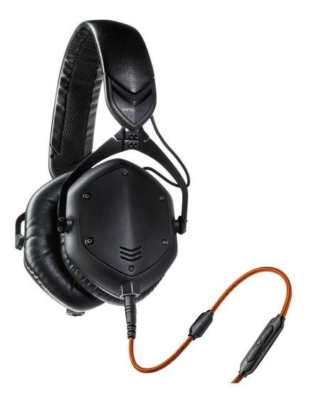 Fone de ouvido V-Moda Crossfade M-100 matte black