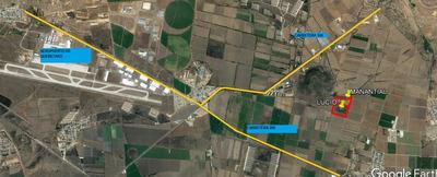 9 Hectáreas Planas. A 3.5kms Del Aeropuerto De Querétaro