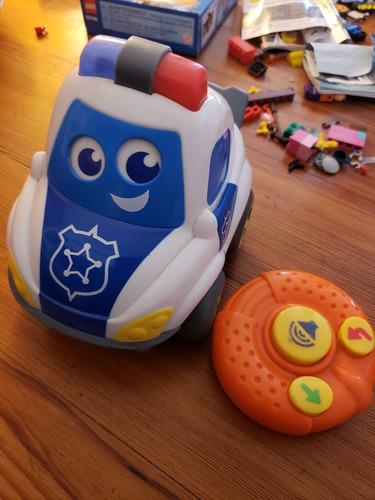 Auto De Juguete A Control Remoto / Niños Pequeños