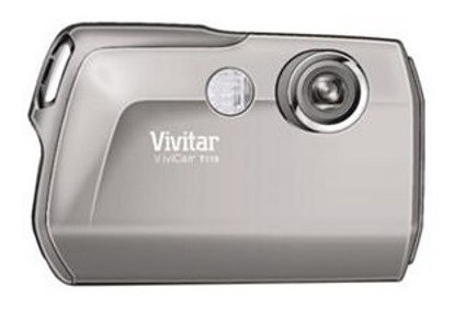 Camara Digital Vivitar T119 Sin Caja
