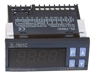 Control De Temperatura Y Humedad Para Incubadora Con Sensor