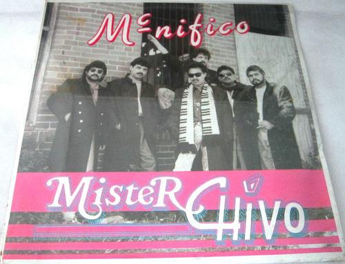 Mister Chivo - Mcnifico Nuevo Lp