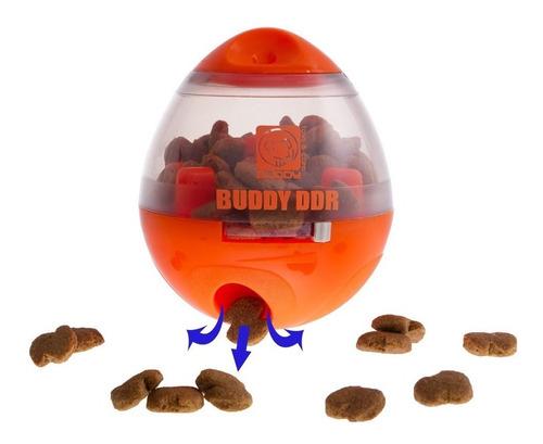 Brinquedo Ddr Solta Ração E Petisco | Dispenser Buddy Toys