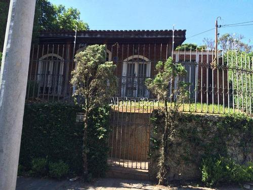 Casa Boa, Excelente Localidade, Área Verde, Venda - Jardim Emília - Sorocaba/sp - Ca2831