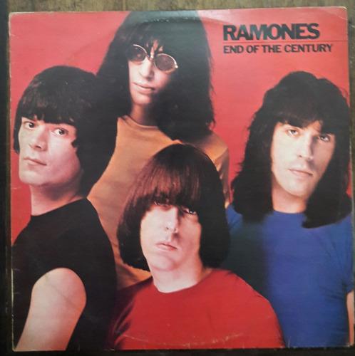 Lp Vinil Ramones End Of The Century Ed. Brasil Raridade 1980