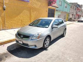 Nissan Sentra 2.0 Custom Cvt Factura De Seguros, Urgeee..!!