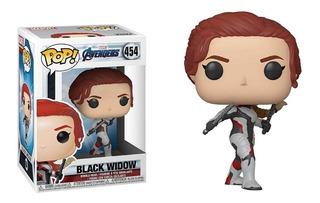 Funko Pop 454 Black Widow - Avengers Marvel