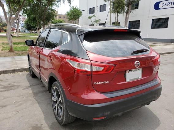 Nissan Qashqai No Tucson No Sportage