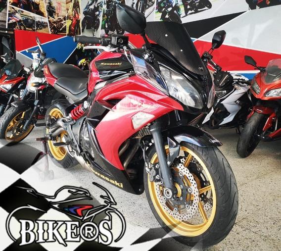 Kawasaki Er6f 650 2012, Recibimos Tu Moto/carro, Financio!!!