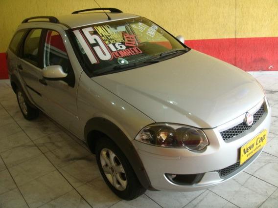 Fiat Palio Weekend 1.6 16v Trekking Flex 5p