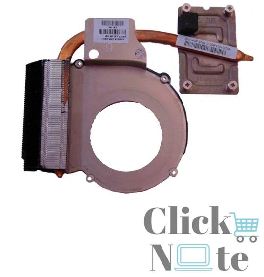 Dissipador Notebook Hp Compaq Cq43 Cq57 Spare 647316-001