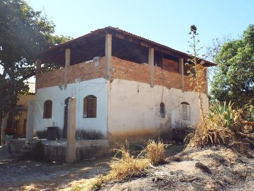 Casa Com 3 Quartos Para Comprar No Sangradouro Em Lagoa Santa/mg - 3514