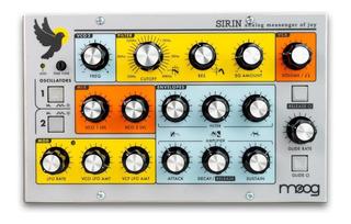 Sintetizador Modular Análogo Moog Sirin Edición Limitada