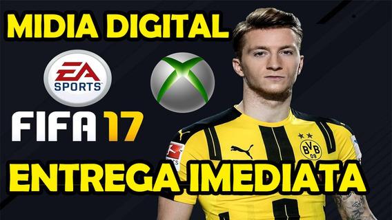 Fifa 17 - Completo Dublado Midia Digital Xbox 360