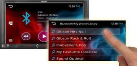 Dvd Automotivo Philips Ce600bt Bluetooth Usb Tela 6.8