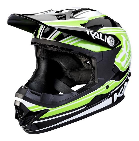 Capacete Bike Full Face Kali Naka Slash Várias Cores