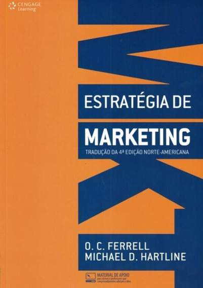 Estrategia De Marketing - Traducao Da 4ª Ed Norte American