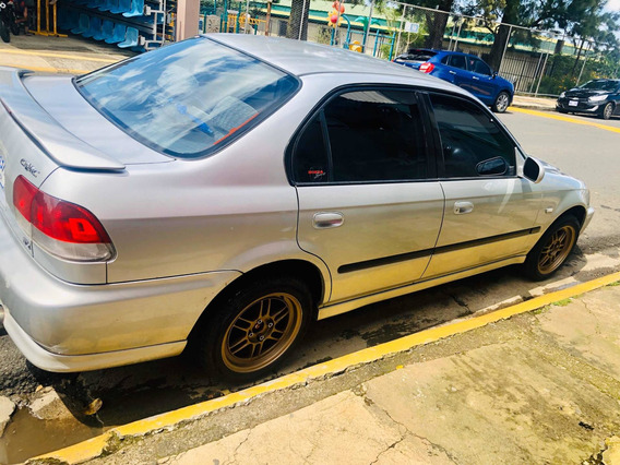 Honda Civic Ex Version Europea