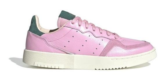 Zapatillas adidas Supercourt Ros/ver De Mujer