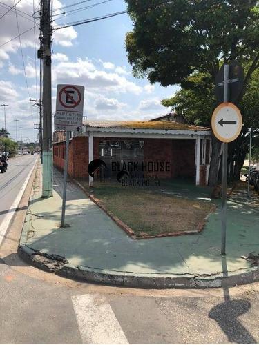 Imagem 1 de 14 de Salão Para Alugar, 369 M² Por R$ 5.000,00 - Além Ponte - Sorocaba/sp - Sl0040