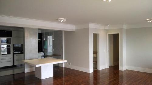 Apartamento Com 3 Dormitórios Para Alugar, 128 M² Por R$ 4.968/mês - Jardim São Caetano - São Caetano Do Sul/sp - Ap6125