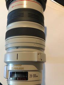 Lente Canon 28-300mm